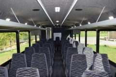 Interior with Overhead Storage