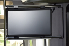 Large Flat Screen Monitor