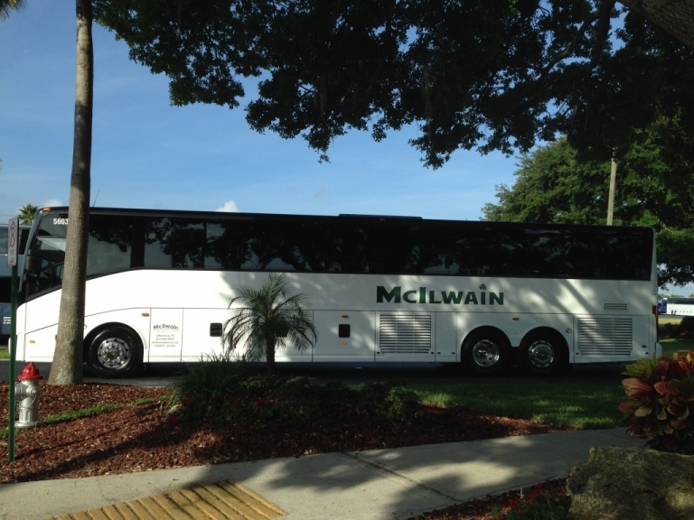 Charter Buses - McIlwain Charters and Tours