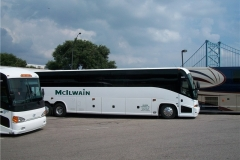 55 Passenger MCI Coach