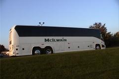 MCI 56 Passenger Bus