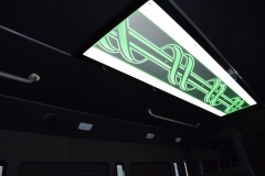 Interior Limo Lighting